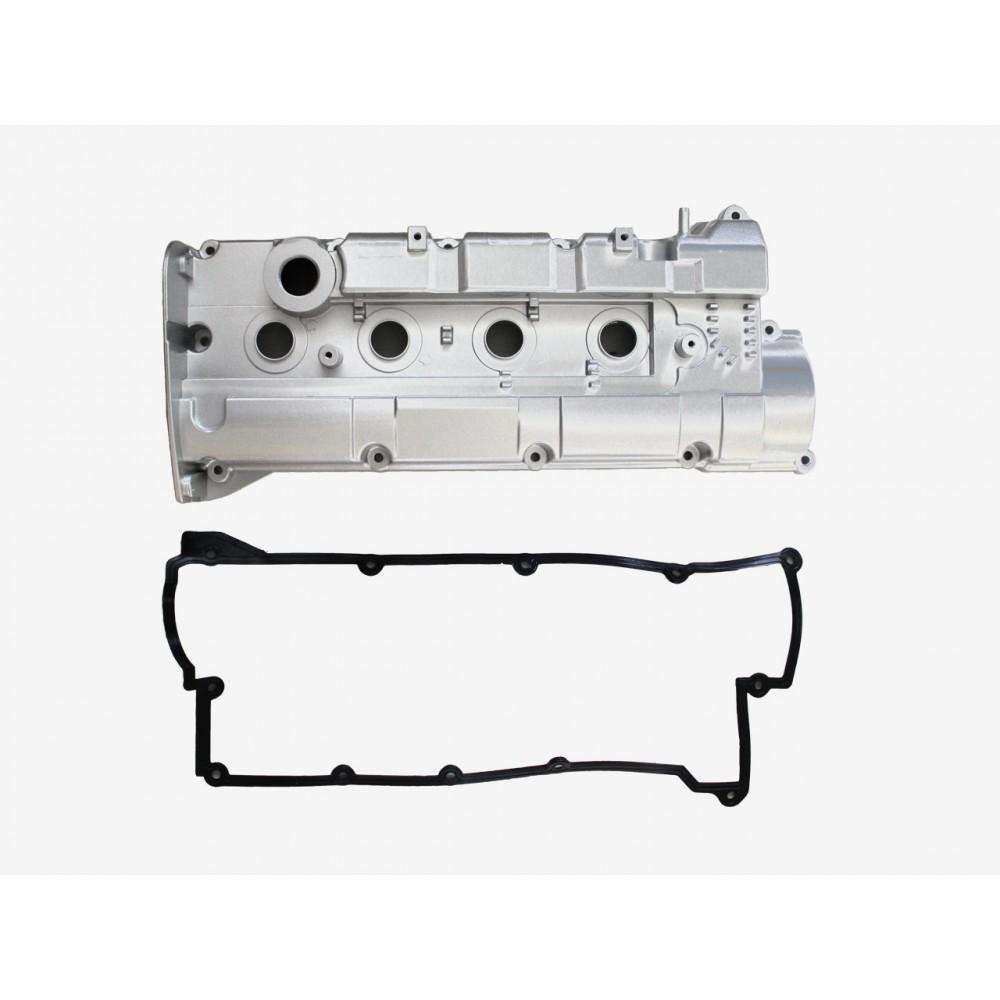 Алюминиевая клапанная крышка ГБЦ HYUNDAI 22410-23801, KIA 22410-23100